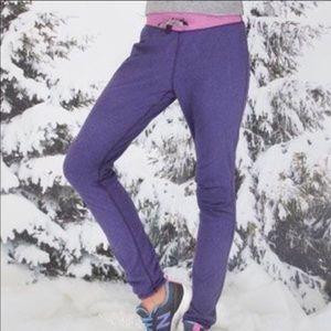 Ivivva by Lululemon Huddle & Cuddle Fleece Pants